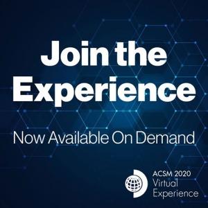 Acsm-virtual-experience